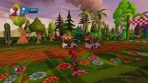 Disney Infinity 2.0 Toy Box   The Funnest Toy Box Race Ever! (CadenYurk Vs MaliceDoll79)