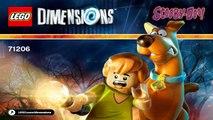 LEGO Dimensions SCOOBY-DOO! TEAM PACK - 71206 Scooby-Doo and Shaggy #1 - Лего Скуби Ду