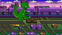 The Simpsons: Barts Nightmare - Part 1