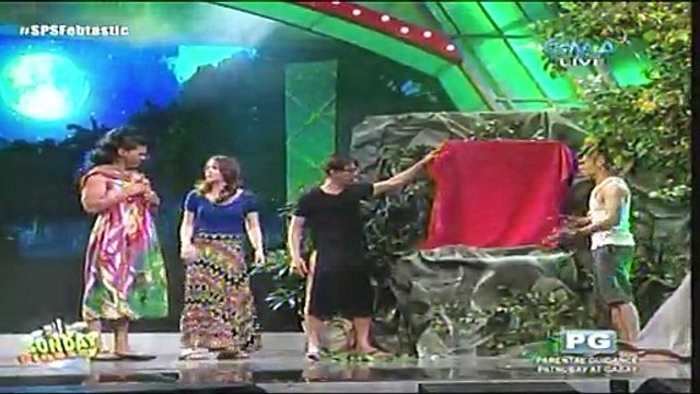Sunday Pinasaya - February 28, 2016 Part 5