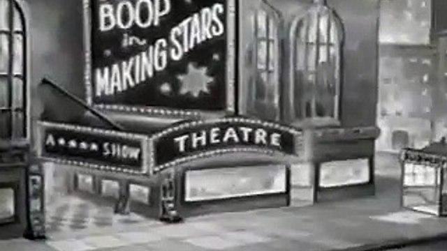 Betty Boop # 45 Making Stars - (1935) Cartoon