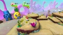 SpongeBob HeroPants Gameplay Walkthrough - PART 3 - Mr. Krabs, Squidward & The Brown Note