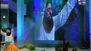 Gunahon Ki Adat Chura Mere Moula by Owais Raza Qadri -Shaabe Inam GeoTv 27 Ramadan 2010