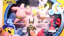 Spongebob out of Water Full Toys Video Episode Reviews with Patrick Squidward Spongebob Mr Krabs