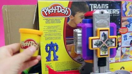 Play Doh Transformers Autobot Workshop Playset Hasbro Toys