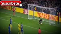 Eden Hazard missed penalty - Chelsea vs Maccabi Tel Aviv UEFA Champions League 2015-2016
