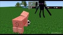 Monster School Football (Minecraft Animation)