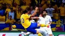 Cristiano Ronaldo vs Zlatan Ibrahimović (Latest Sport)