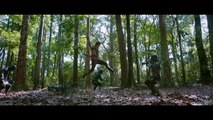 Puli - Official Trailer 2 | Vijay, Sridevi, Sudeep, Shruti Haasan, Hansika Motwani