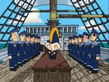 Im The Greatest Captain Of The Queens Navy (Stewie Griffin)