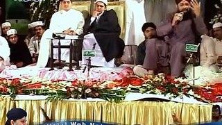 Tajdare Haram Ho Nigahe Karam naat-Owais Raza Qadri-Lahore Mehfil