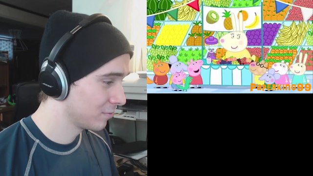 PEPPA DANK! - Reacting to YTP: Peppa Pig Goes on a Trip Into Insanity