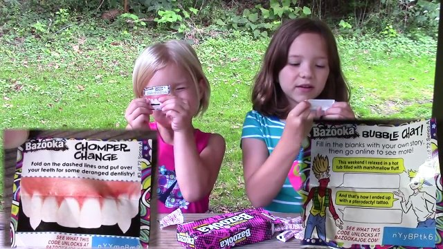 Cry Baby Extra Sour Gum! | Kid Candy Review | Babyteeth4