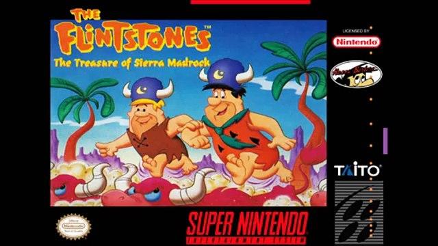 1. Flintstones: Treasure of Sierra Madrock - Theme of the Flintstones