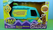 Scooby-Doo Mystery Machine Playset Scooby-Doo & Shaggy trap ghosts Just4fun290