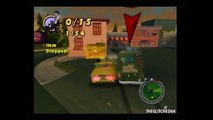 [PS2 WR] The Simpsons Hit and Run - Level 3: 15:07 [Speed Run] [PAL] [all mission%]