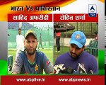 Asia Cup India Vs Pakistan Pakistan to attack India with their pacers confirms Afridi -  Pakistan vs India Asia cup 2016