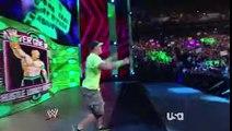 WWE - 2014 - Raw - John Cena, Dean Ambrose & Roman Reigns Vs The Wyatt Family -