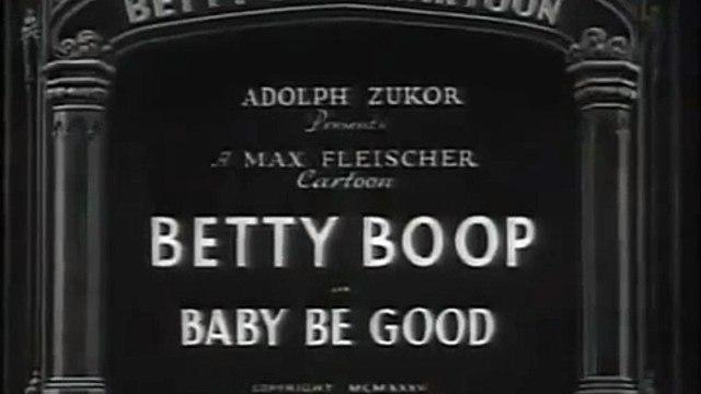 Betty Boop: Baby Be Good (1935)