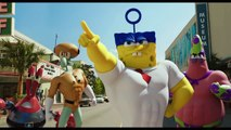The SpongeBob Movie: Sponge Out of Water | Clip: Cannonball | Paramount Pictures UK