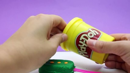 Play Doh Ice cream playset playdough toy by Unboxingsurpriseegg