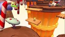SPONGEBOB HEROPANTS: ENDING All Endings Final Level SpongeBob HeroPants Especial Ending
