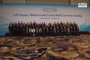 G20:preoccupa possibile peggioramento crescita globale