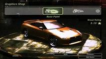 Need for Speed Underground 2 MOD: NISSAN GT-R R35 - 1080p HD NFSU2 Mod