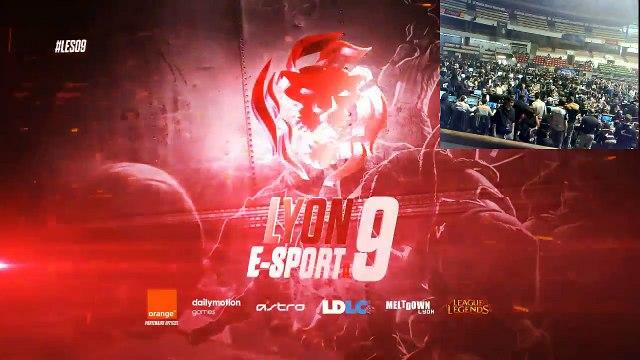[FR] Lyon E-Sport #9