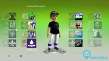 Kinect PlayFit - Avatar Awards
