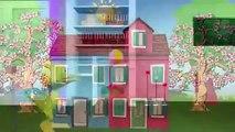 Goosey Goosey Gander - 3D Animation Nursery Rhymes For Children With Lyrics _ Cartoon Nursery Rhymes - Video Dailymotion