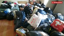 Morlaix. Les Voltigeurs s'organisent avec Utopia 56 pour optimiser l'aide aux migrants de Calais