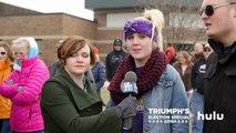 Triumph the Insult Comic Dog Sends Fake Fox News Girls to Trump Rally • Triumph on Hulu