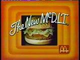Pepe Le Pew 1986 McDonalds McDLT Commercial