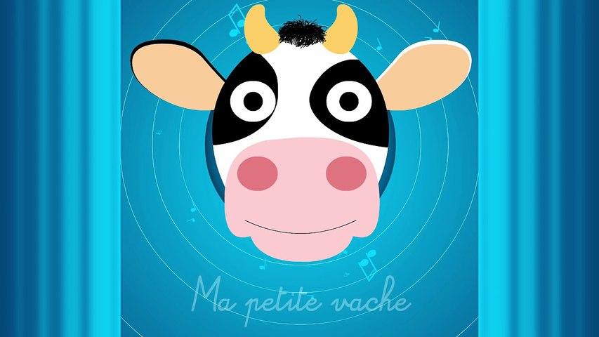 Ma petite vache - Apprendre à compter en chantant ♫ Comptines et Chansons pour bébé