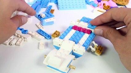 Lego Disney Princess Cinderellas Dream Carriage Lego Cinderellas Romantic Castle Disney Toys