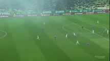 Grzegorz Kuswik Goal - Lechia Gdansk 1 - 0 Piast Gliwice - 27-02-2016
