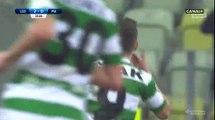 Michal Mak Goal - Lechia Gdansk 2 - 0 Piast Gliwice - 27-02-2016