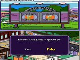 Simpsons game PART 6 LISA THE TREE HUGGER