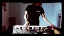 Children of Bodom - Downfall Keyboard Cover