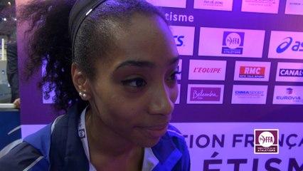 Jeanine Assani-Issouf : « Il y avait de la concurrence »