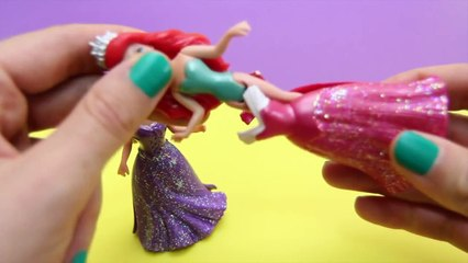 Play Doh Disney Princess Dolls Frozen Princess Elsa Playdo Dress Hasbro Toys