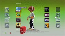 Kinect Sports: Season 2 - Avatar Awards
