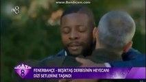 Poyraz Karayelde Beşiktaş - Fenerbahçe Derbisi Magazin 8 TV8