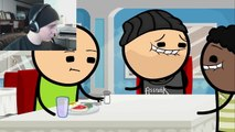 DID HE DIE? - Reacting to Salt - Cyanide & Happiness Shorts