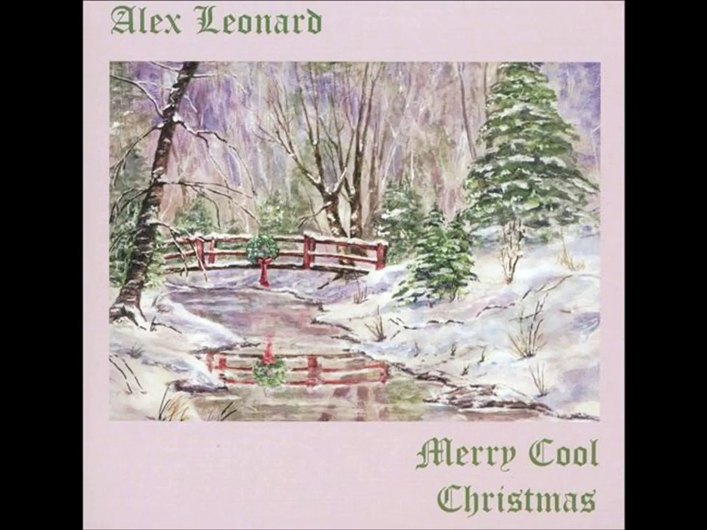 Alex Leonard, Silent Night, Merry Cool Christmas (jazz trio)