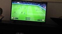 Stupid goal FIFA 16 own goal (FULL HD)