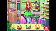❤Anna Tanning Solarium - Disney Frozen Princess Game for Girls - Disney Games