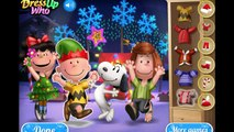 Peanuts Christmas: Christmas Games For Children - Peanuts Christmas   Dress Up Games
