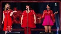 Les Coquettes - Medley chansons Années 70'S   FCF - La fête de la chanson française 2016